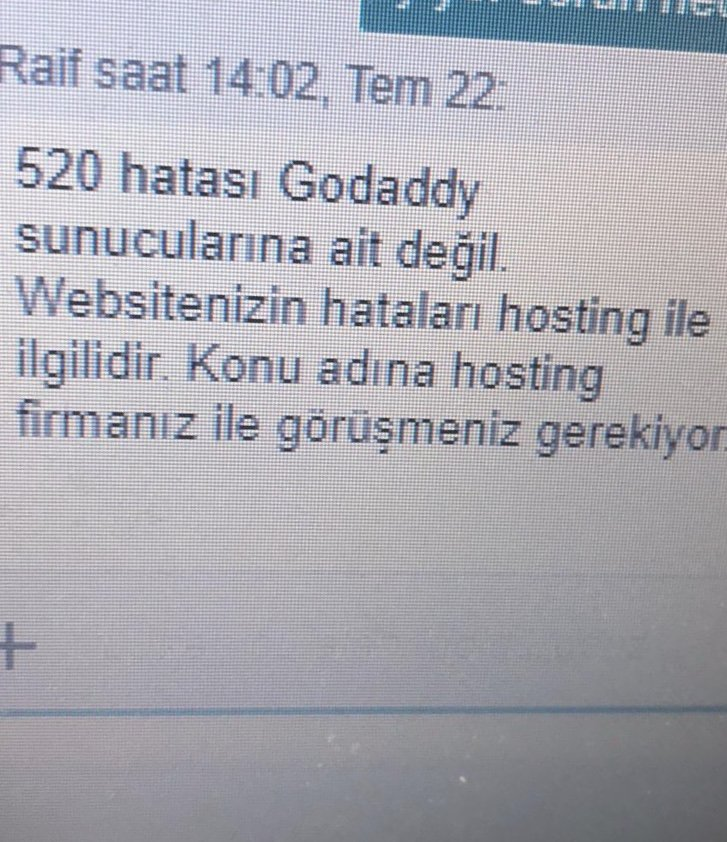 - Godaddy WordPress Hosting Planları